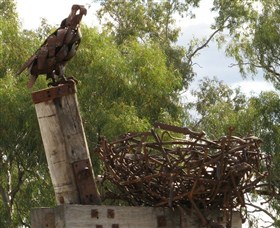 Blackall Sculpture Trail - Accommodation Directory