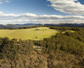 Spicers Peak Lodge - The Peak Restaurant - Accommodation Directory