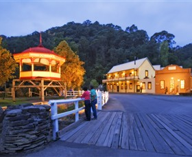 Walhalla Historic Area - Accommodation Directory