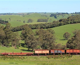 South Gippsland Tourist Railway - Accommodation Directory