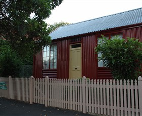 19th Century Portable Iron Houses - Accommodation Directory