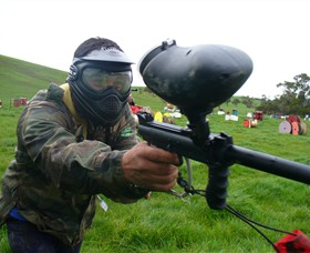 Bass Coast Paintball - Accommodation Directory