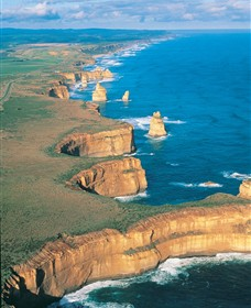 12 Apostles Flight Adventure from Apollo Bay - Accommodation Directory