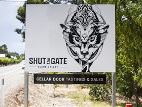 Shut The Gate Winery and Cellar Door - Accommodation Directory