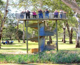 Darling and Murray River Junction and Viewing Tower - Accommodation Directory