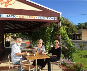 Artback Australia Gallery and Cafe - Accommodation Directory