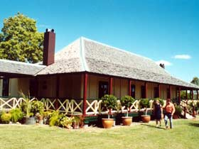 Capella Pioneer Village - Accommodation Directory