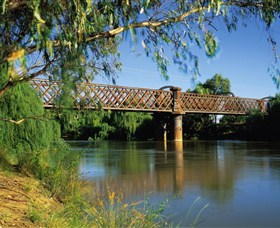 Narrandera Rail Bridge - Accommodation Directory