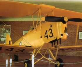 Tiger Moth Memorial - Accommodation Directory