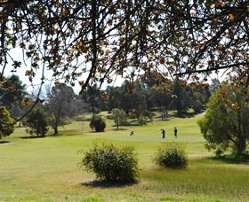 Narrandera Golf Course - Accommodation Directory