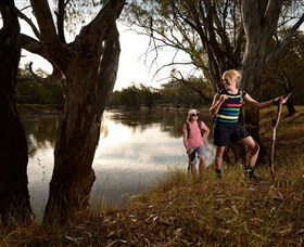 Narrandera Bike and Hike Track - Accommodation Directory