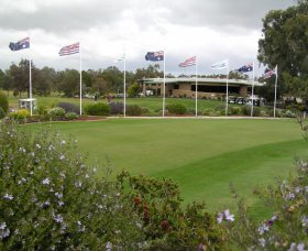 Tocumwal Golf Club - Accommodation Directory