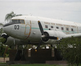 Big Plane in Moree - Accommodation Directory