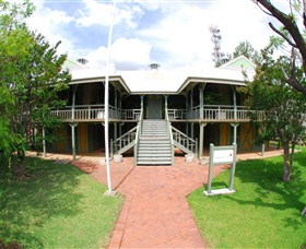 Moree Lands Office Historical Building - Accommodation Directory
