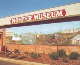 Pioneer Museum - Accommodation Directory