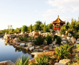 Lambing Flat Chinese Tribute Garden - Accommodation Directory