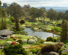 Cowra Japanese Garden and Cultural Centre - Accommodation Directory