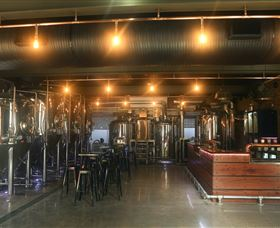 Pumpyard Bar and Brewery - Accommodation Directory