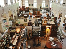 Ipswich Antique Centre - Accommodation Directory