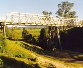 Vacy Bridge over Paterson River - Accommodation Directory