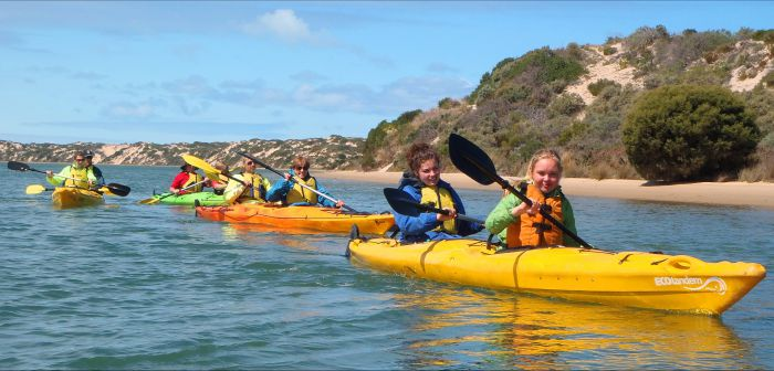Canoe the Coorong - Accommodation Directory