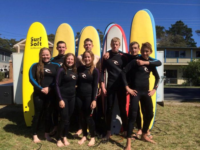 Broulee Surf School - Accommodation Directory