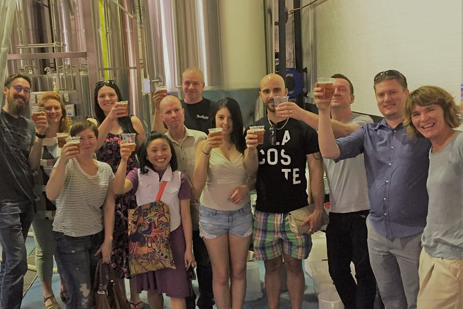 CanBEERa Explorer Capital Brewery Full-Day Tour - Accommodation Directory