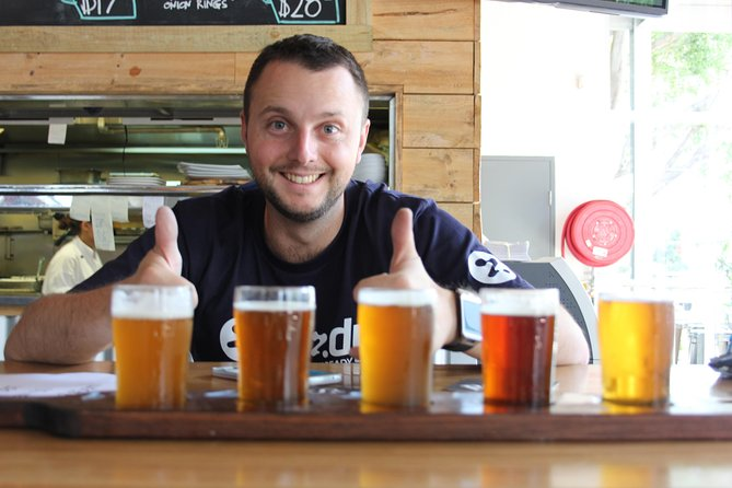 Capital 3in3 - 3 Craft Beer Hotspots in 3 Hours - Accommodation Directory