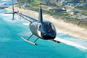 Perth Beaches Helicopter Tour from Hillarys Boat Harbour - Accommodation Directory