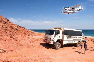 Horizontal Falls Full-Day Tour from Broome 4x4  Seaplane - Accommodation Directory