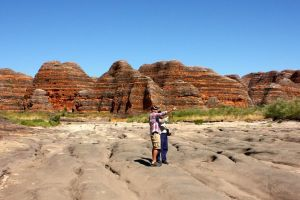 Bungle Bungle Flight Domes  Cathedral Gorge Guided Walk from Kununurra - Accommodation Directory