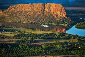 Bungle Bungle Scenic Flight Including Ground Tour of the Argyle Diamond Mine - Accommodation Directory