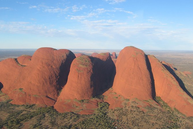 Kata Tjuta and Uluru Grand View Helicopter Flight - Accommodation Directory