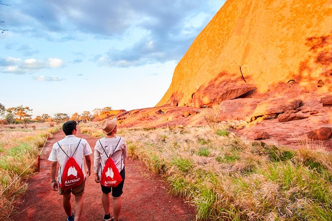 Uluru Sunrise and Guided Base Walk - Accommodation Directory