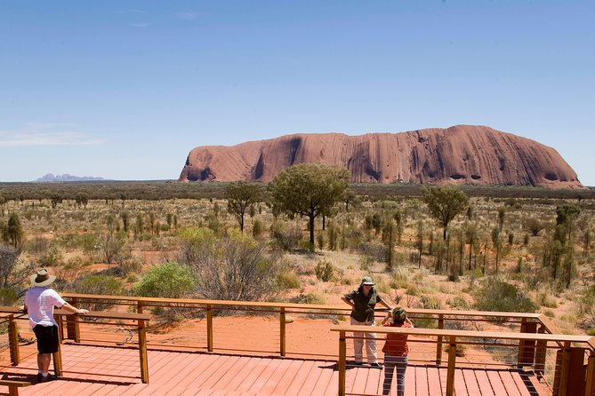 Uluru Small Group Tour including Sunset - Accommodation Directory