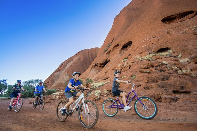 Outback Cycling Uluru Bike Ride - Accommodation Directory