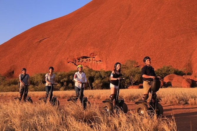 Quarter Uluru Segway  Sunset - Accommodation Directory