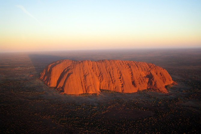 Fixed-Wing Scenic Flight from Uluru Ayers Rock - Accommodation Directory