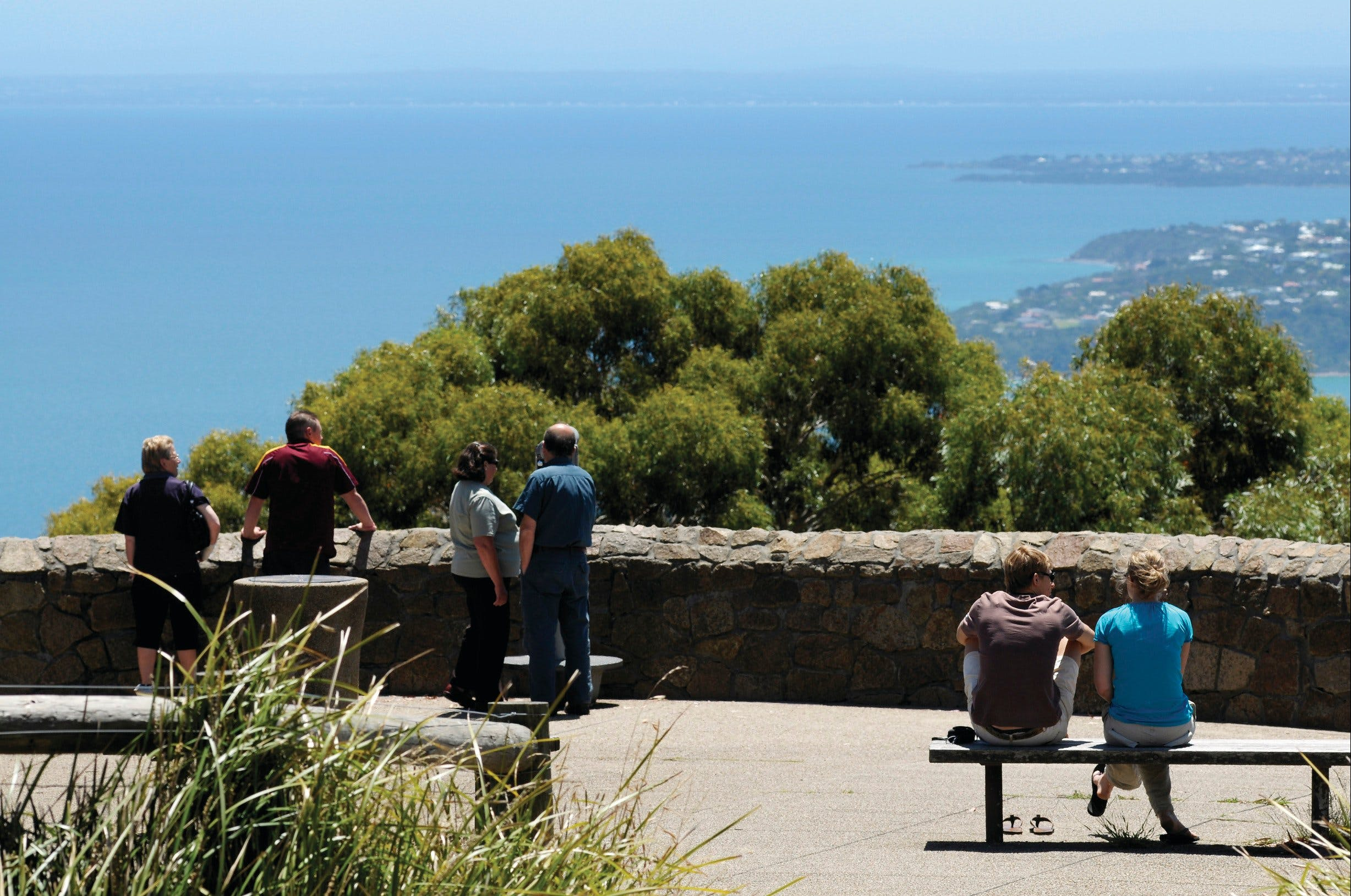 Arthurs Seat State Park - Accommodation Directory