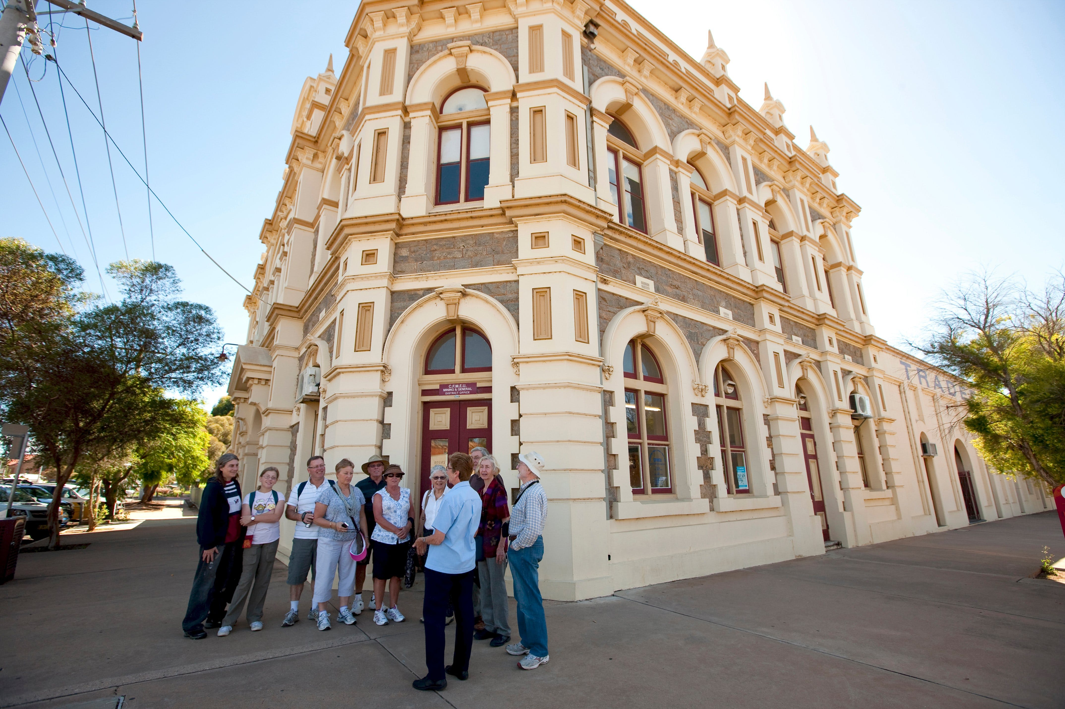 Broken Hill Heritage Walk Tour - Accommodation Directory