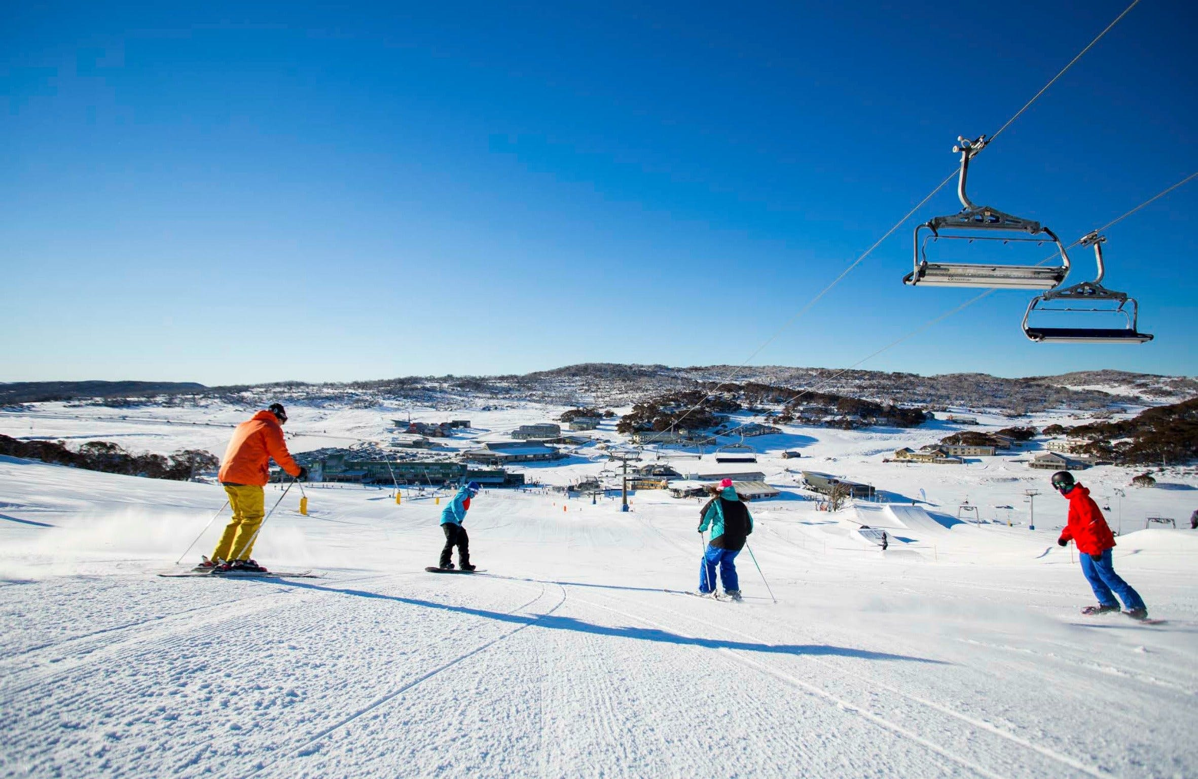 Perisher Valley - Accommodation Directory