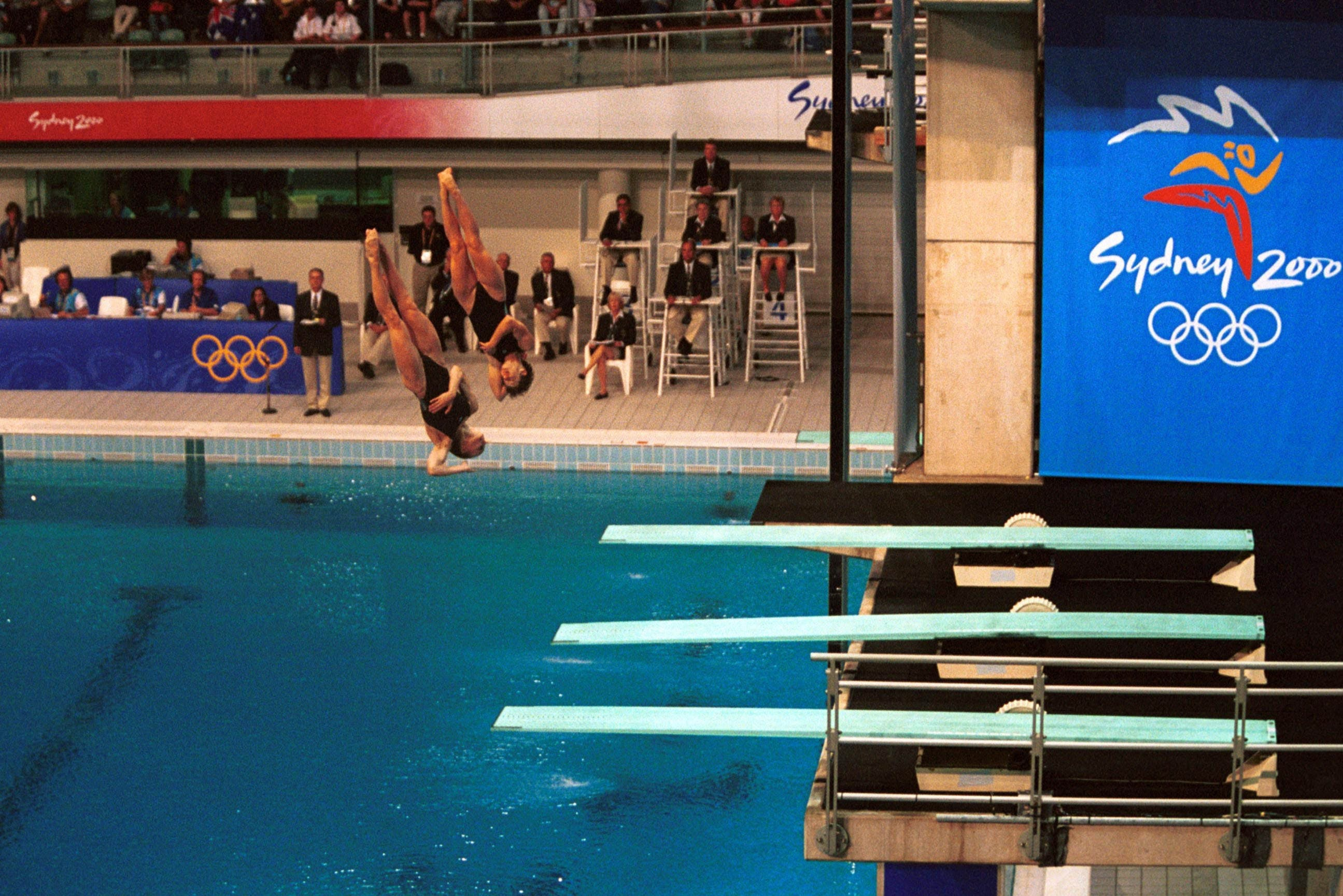 Dive Into History at Sydney Olympic Park Aquatic Centre - Accommodation Directory