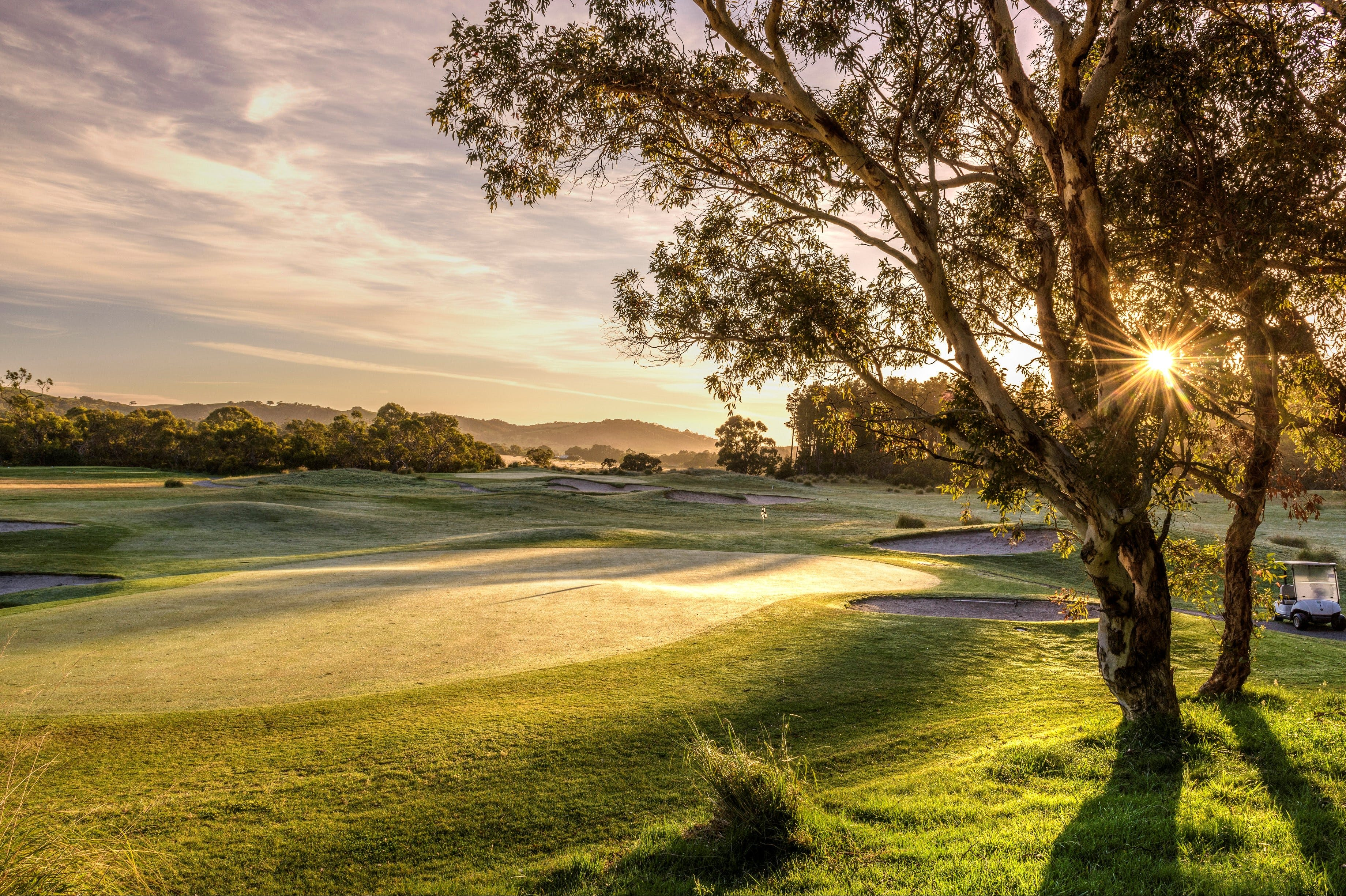 Mount Compass Golf Course - Accommodation Directory