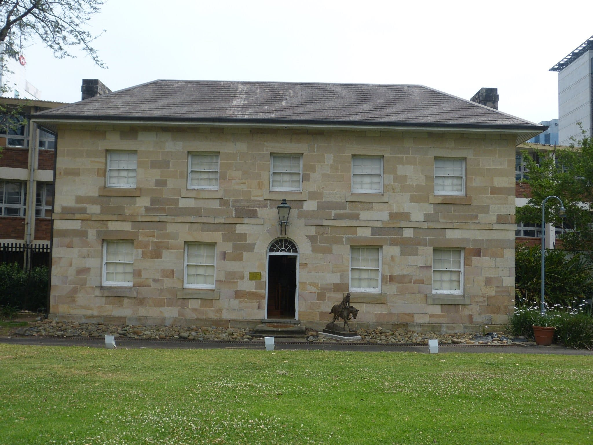 New South Wales Lancers Memorial Museum - Accommodation Directory