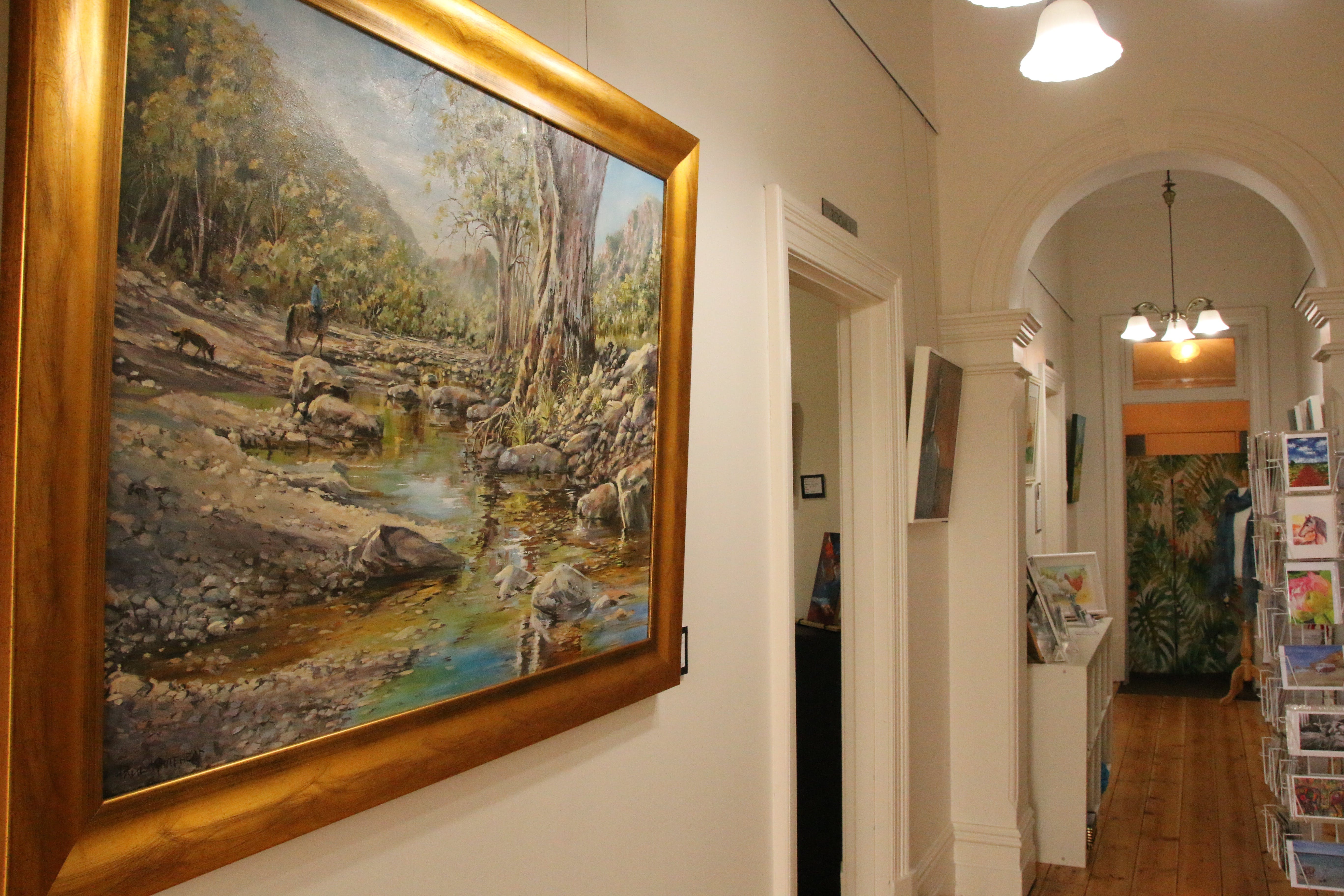 Arts Collective Clare Valley formerly Art at Auburn - Accommodation Directory