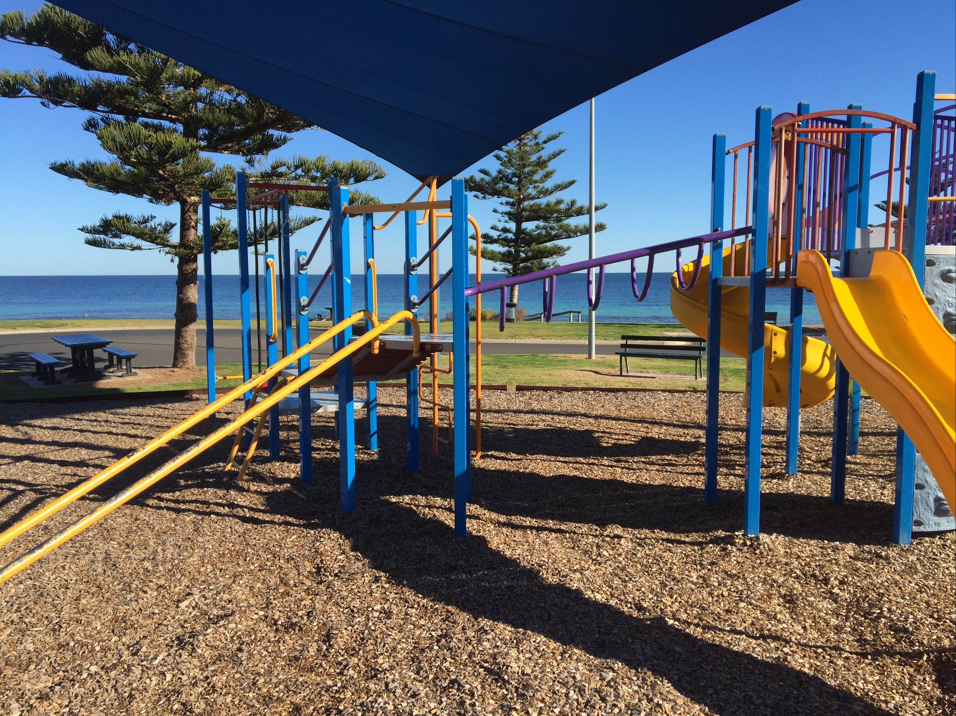 Port Hughes Playground - Accommodation Directory