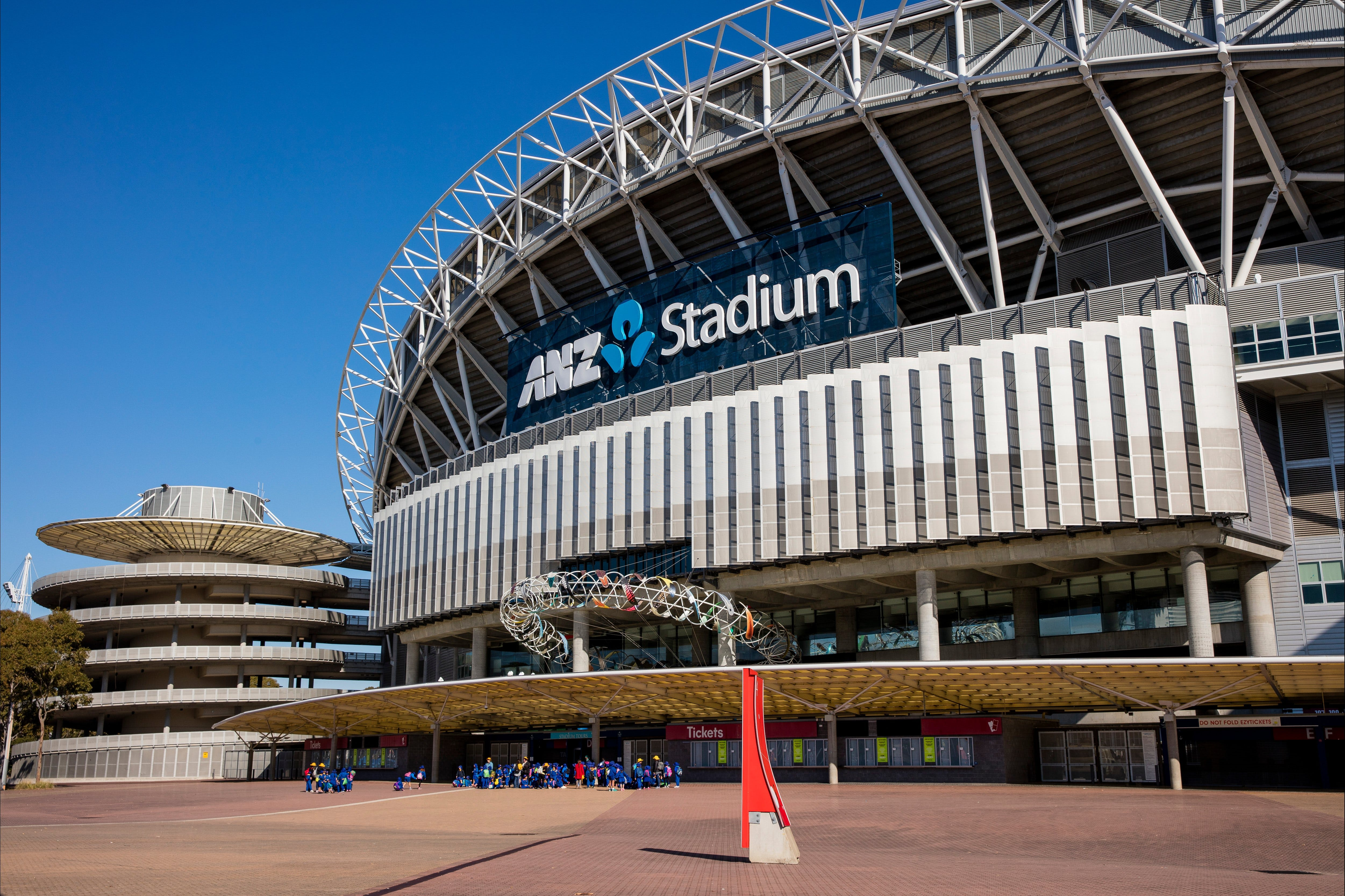 ANZ Stadium - Accommodation Directory