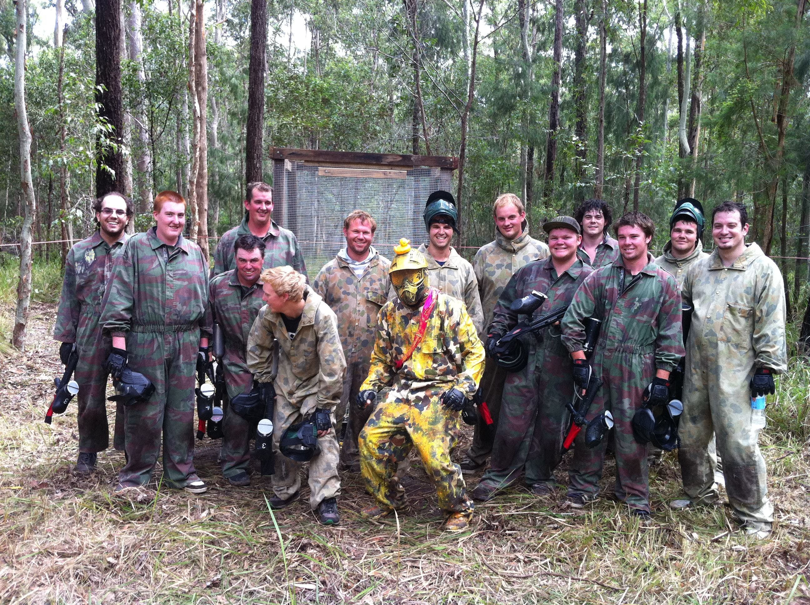 Mid North Coast Paintball - Accommodation Directory