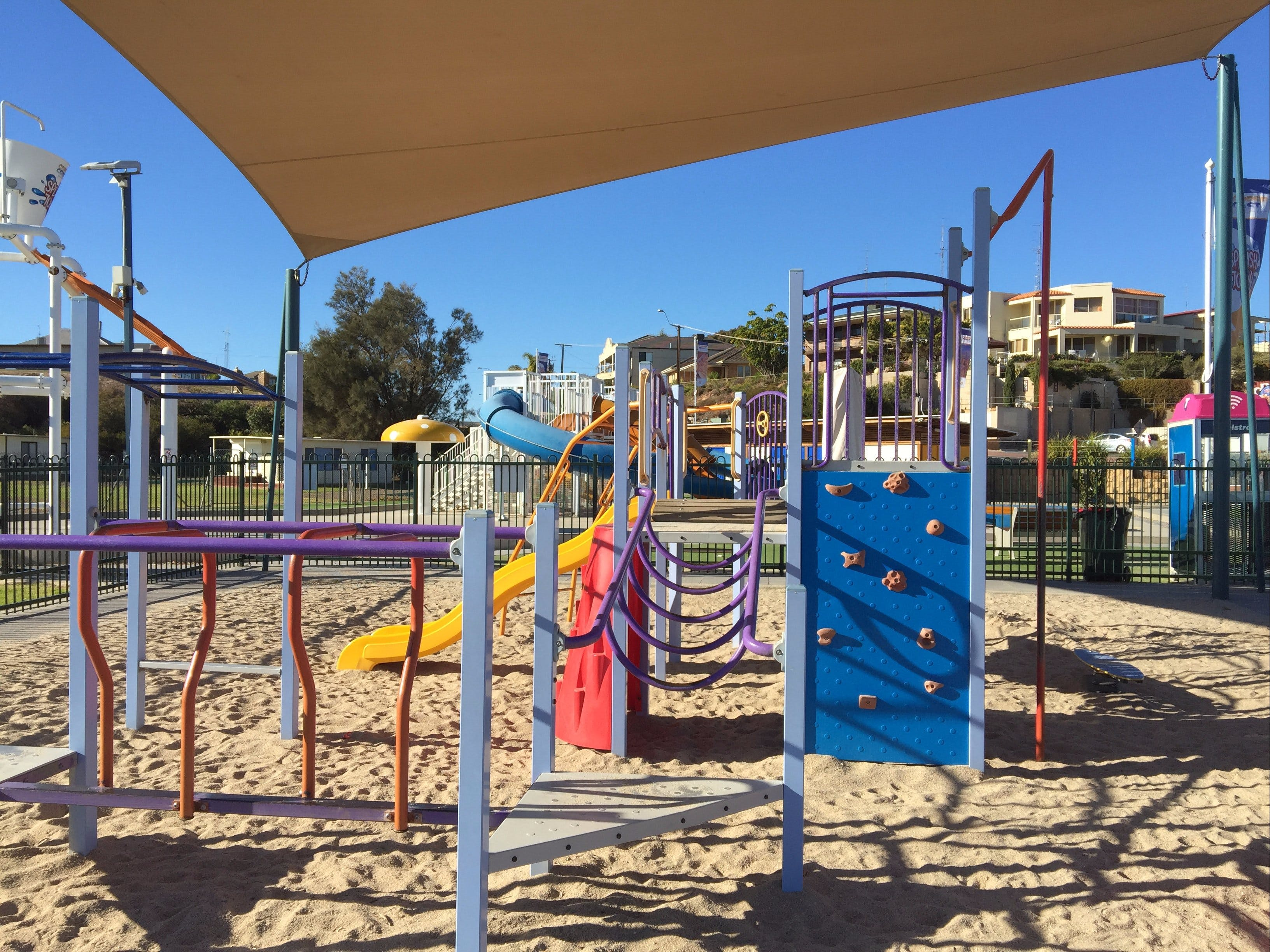 Moonta Bay Playground - Accommodation Directory