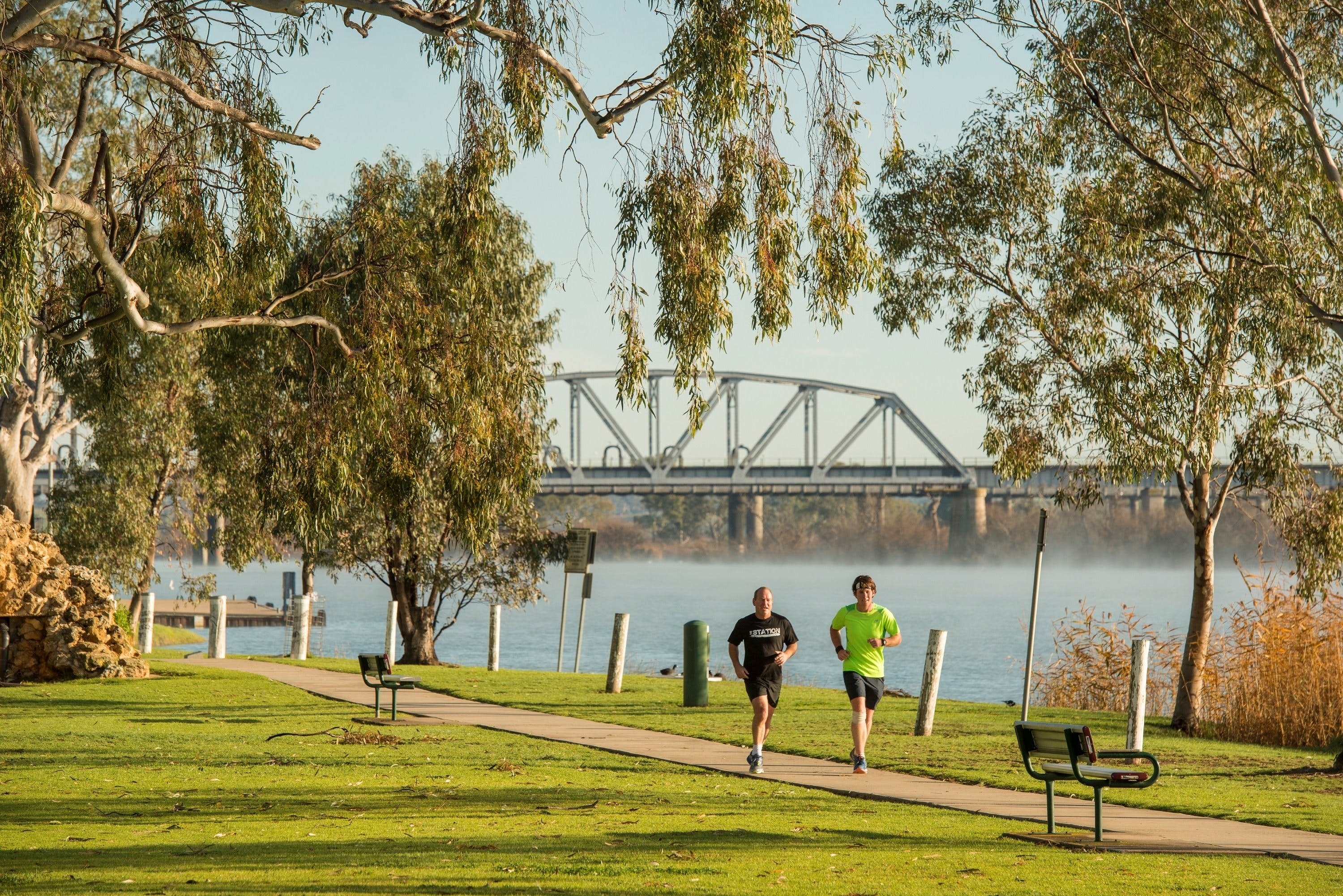 Sturt Reserve - Accommodation Directory